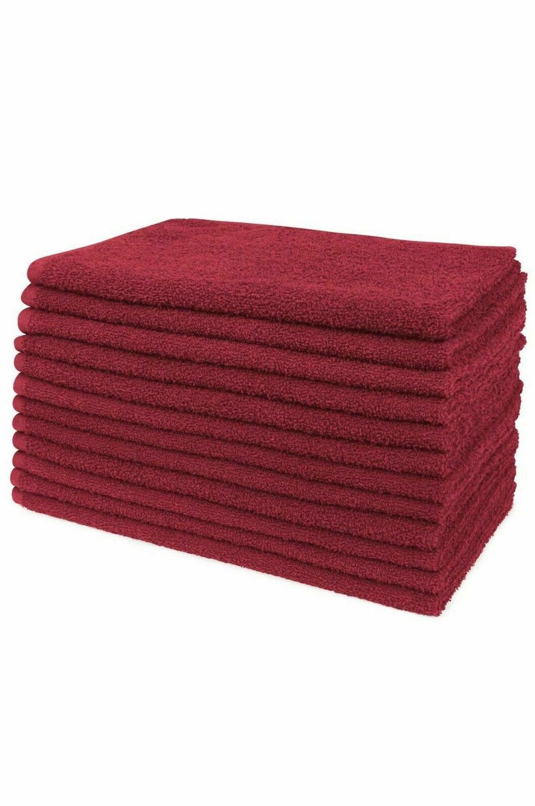 Salon Gym 100% 27 inch Hand Towel