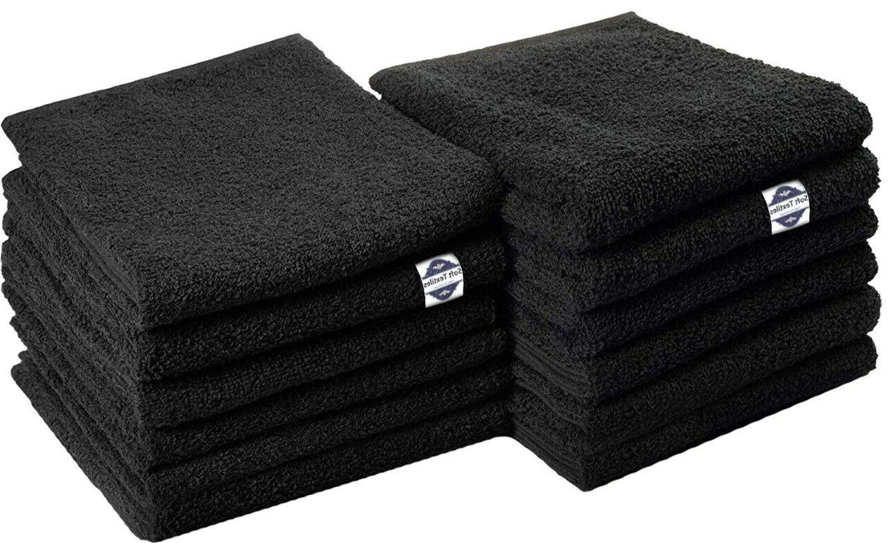 salon towel gym towel hand cotton 16