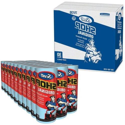 Scott Shop 75130, Blue Roll Pack, Packs Case