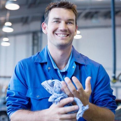 Scott Shop Towels Original 75130, Blue Towels, Roll Packs