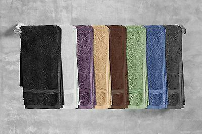 Premium Piece Towel Set ; Bath Towels, 2 Hand Towels and 4