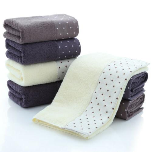 2/6/12pc Towels Soft Sheet Set