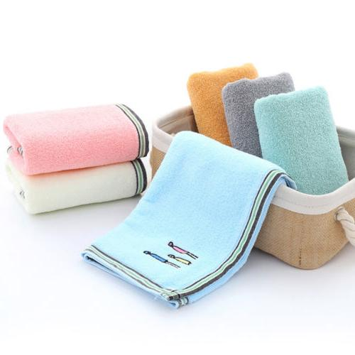 Set Hand Towels Washcloth Face Sheet Beach Gym
