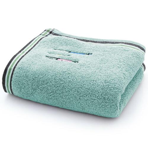 Set of 2 Hand Towels Washcloth Beach Gym