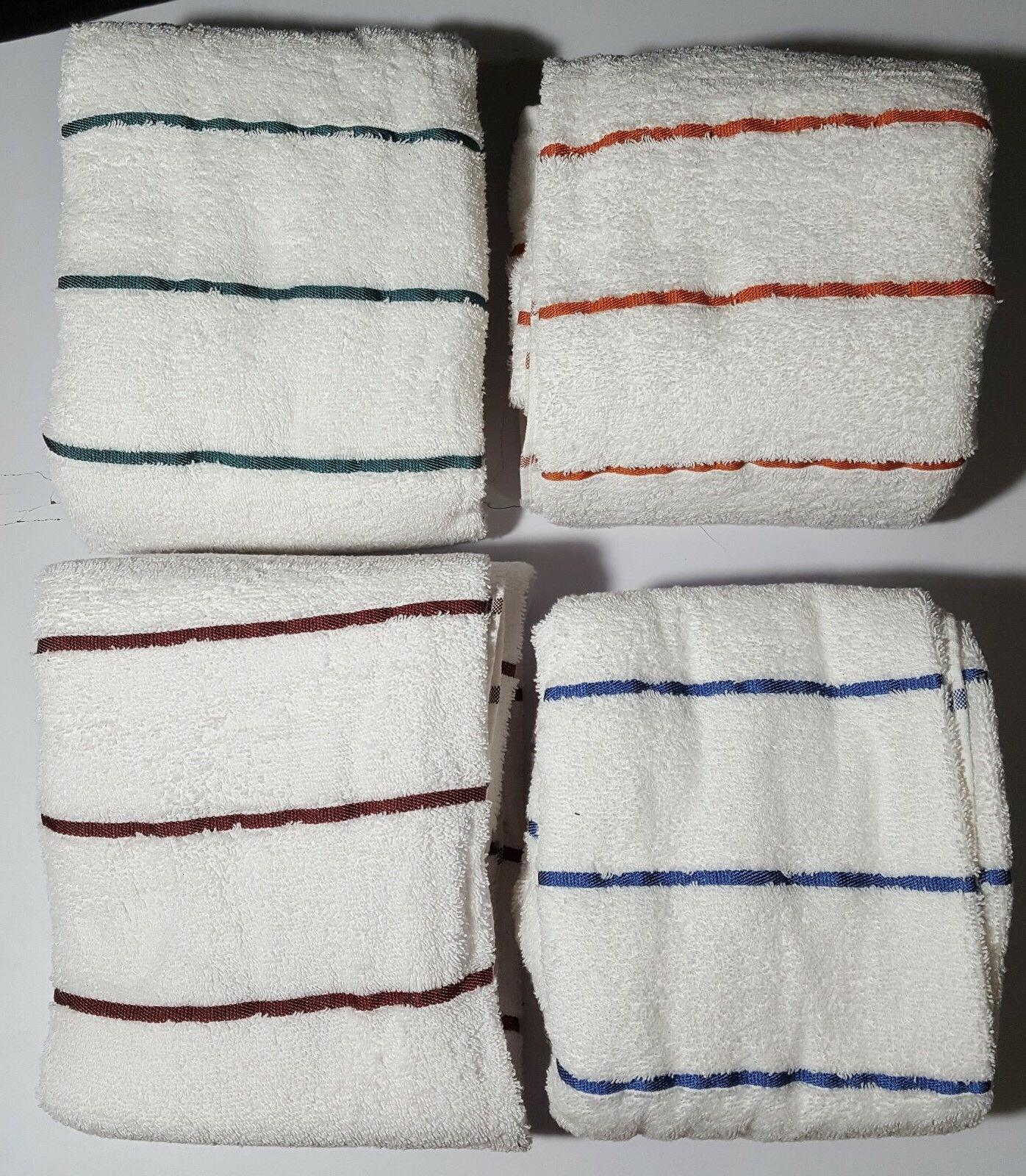set of 4 chakir anen turkish cotton