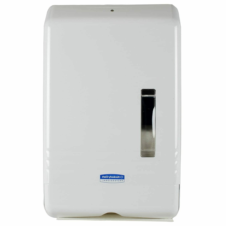 SlimFold Folded Paper Towel Dispenser ; 24 Pk 90 Hand Towels