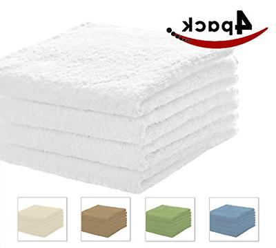 Pacific Absorbent Ringspun Towel, 4