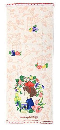 Marushin Studio Ghibli Kiki's Delivery Service Face towel ag