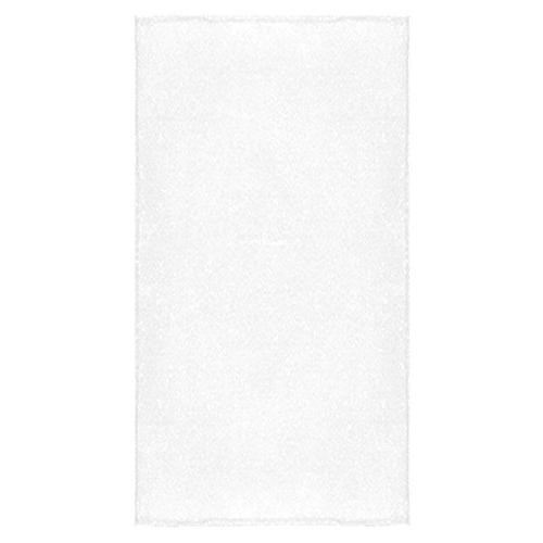 Stylish And Customized And Comfortable Towel 16x28 White Cloth Face