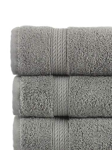 Superior Long-Stable Turkish 6-Piece Towels,