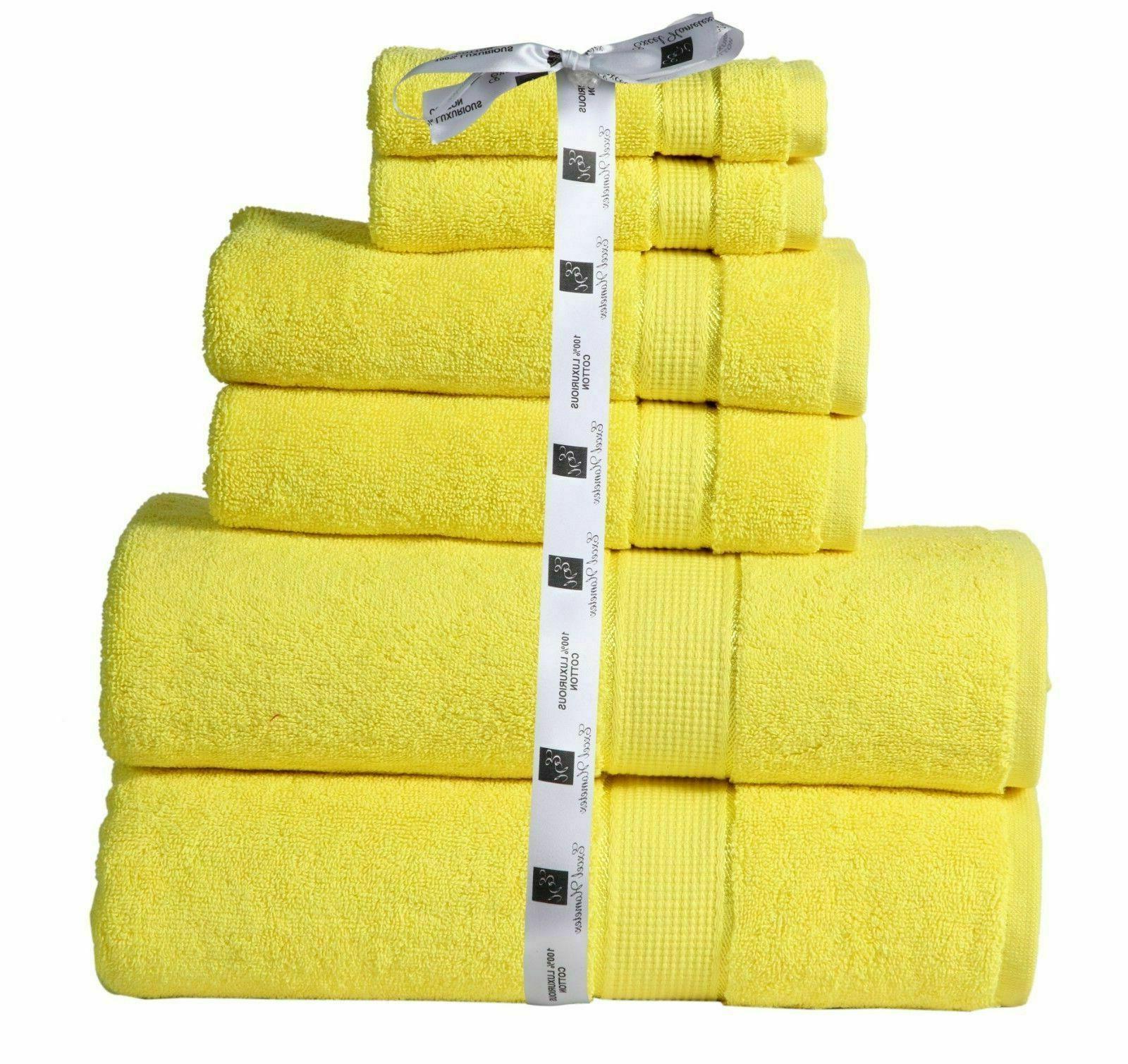 Towel Set 2 Bath Hand Towel