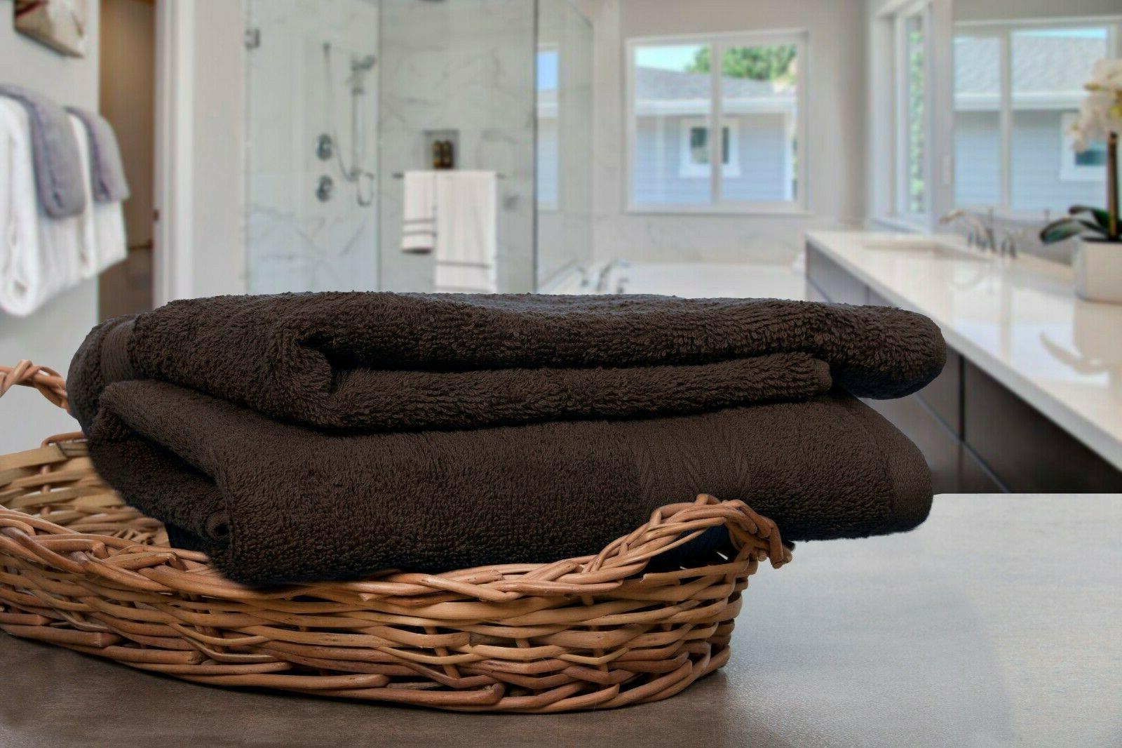 Towel 2 Pack Hand by Ample Decor