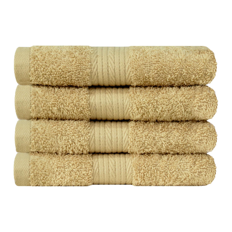 Towel Set Luxury Soft Quick 18x28 Cotton Ample
