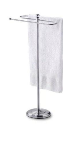 towel valet hold bath and hand towels