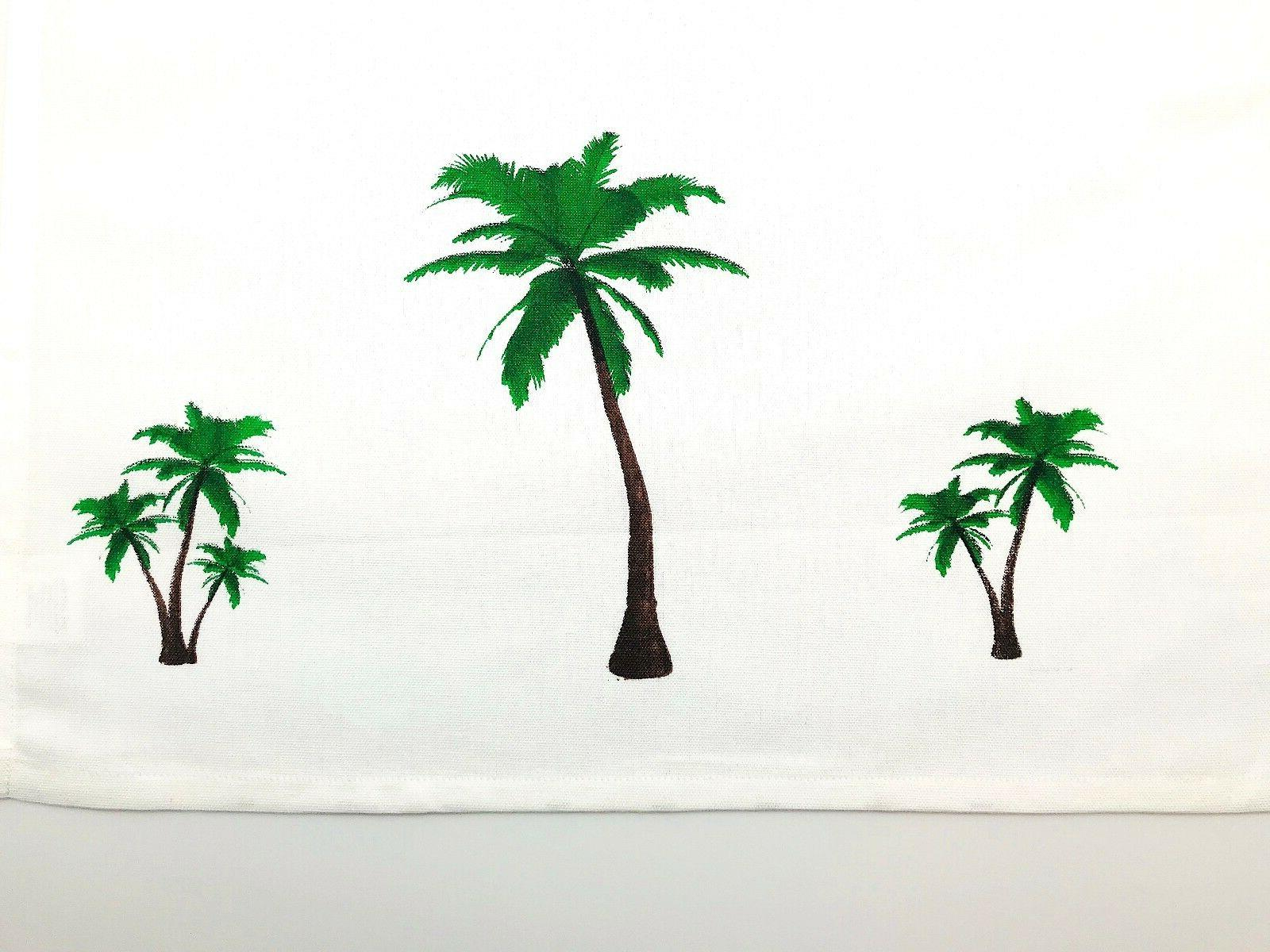 Tropical Towels: Simply Refreshing Design, Set of 2