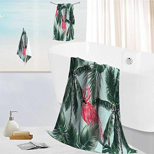 ultra soft bathroom towels set