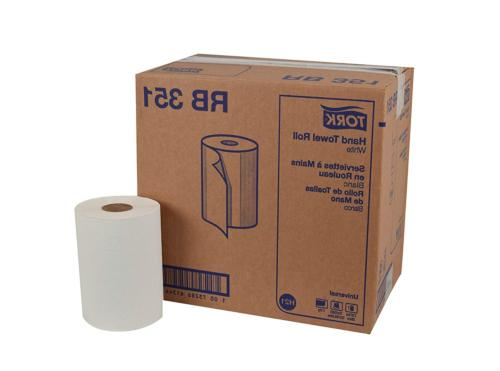universal rb351 hardwound paper roll towel 1