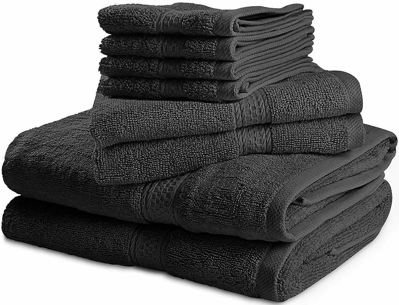 Utopia Towel Set, 2 Hand