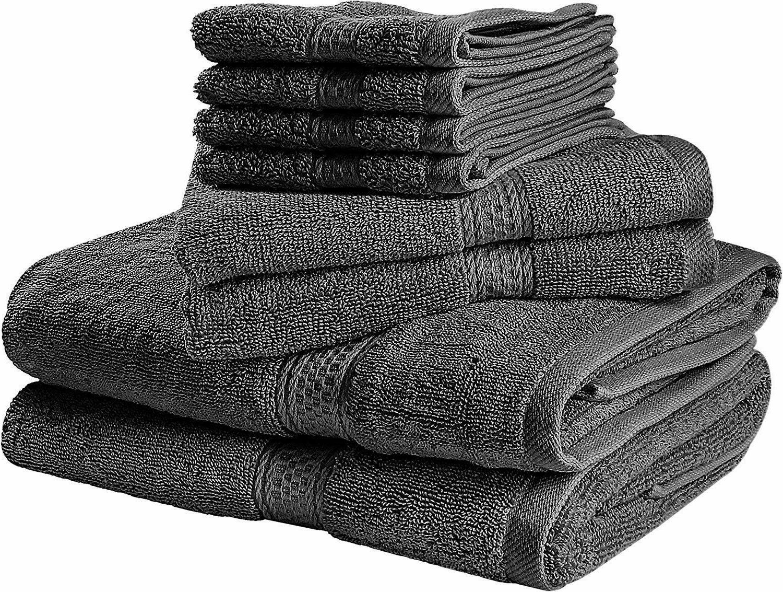Utopia 2 Towels, Hand Washcloths