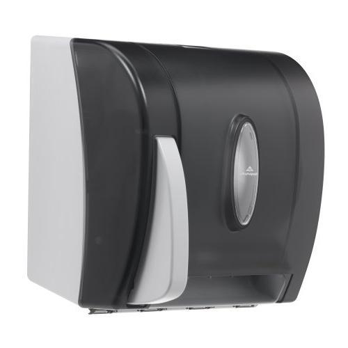 "Universal Push-Paddle Towel Dispenser GP PRO , 12.50"" x D x 14.40"" H"