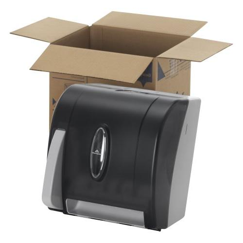 "Universal Push-Paddle Hardwound Towel by PRO 54338, 12.50"" W D x"