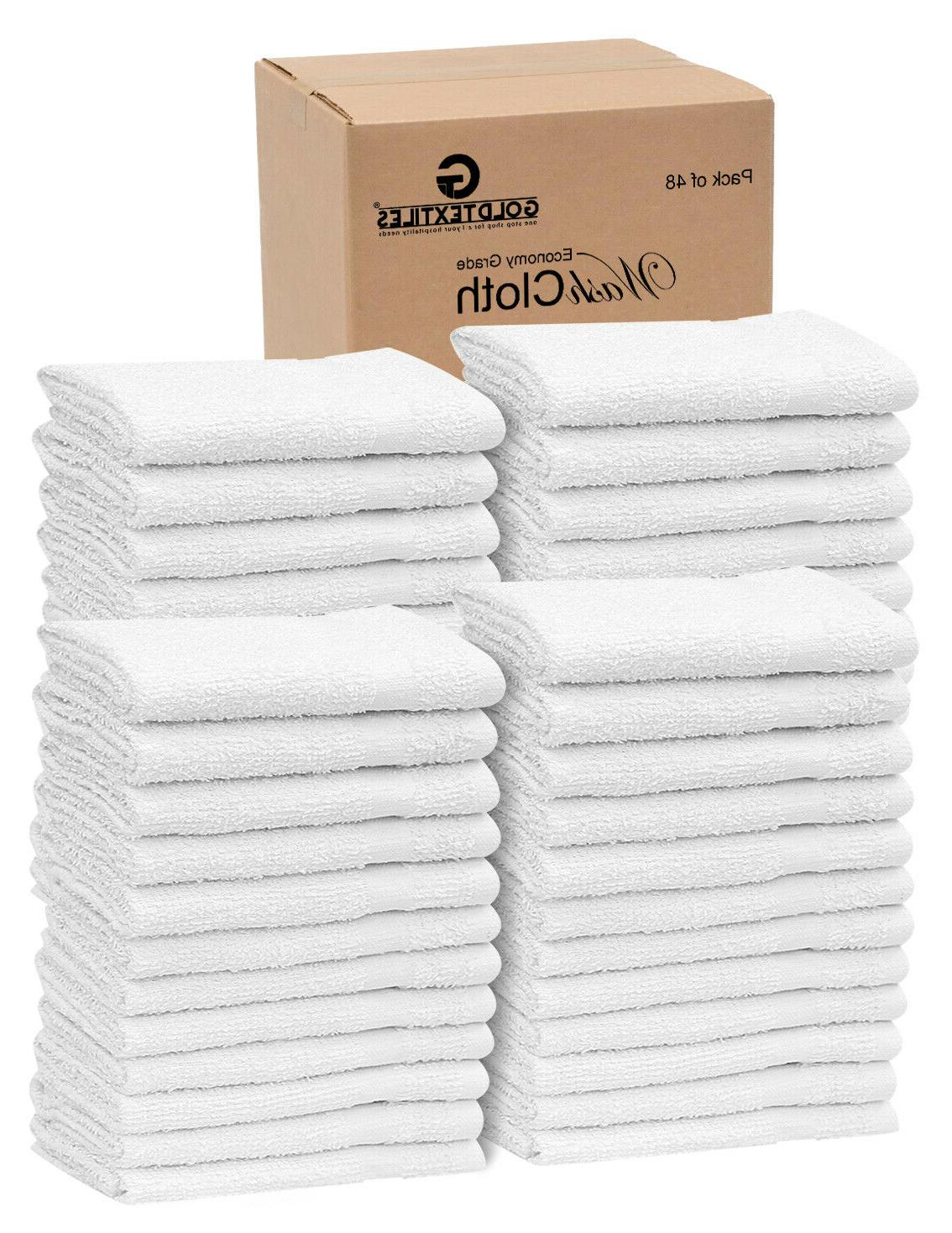 GOLD TEXTILES  Wash Cloth Kitchen Towels, Hand Towels 100% N