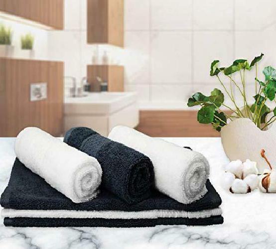 Cleanbear Wash Cloths Cotton Washcloths, Soft