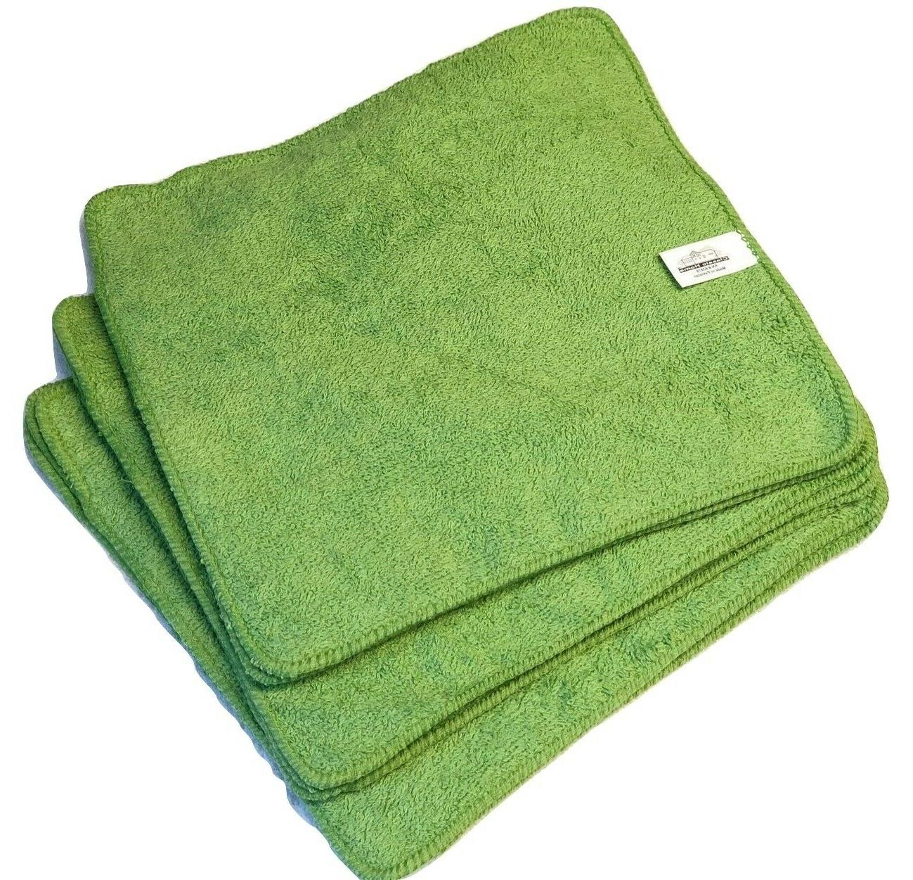washcloth towel 24pcs 100 percent cotton hotel
