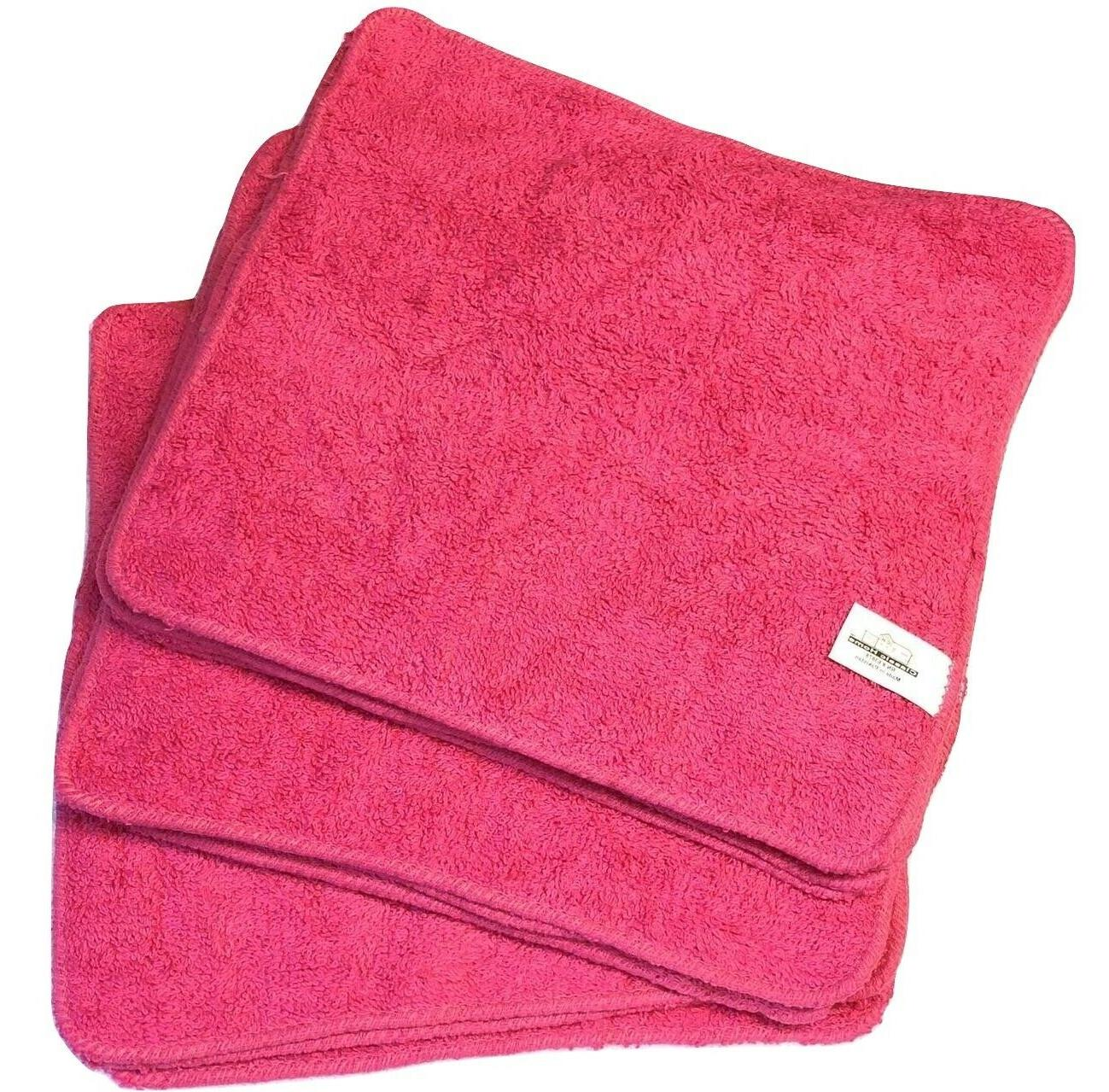 Washcloth Towel Cotton 12x12 Washcloths Towel