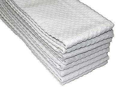 Cotton Craft - Pack White Weave Kitchen 16x28,