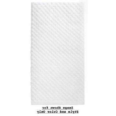 Cotton Craft Pack White EuroCafe Weave Terry