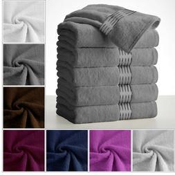large bath towel packs sets sheets 100