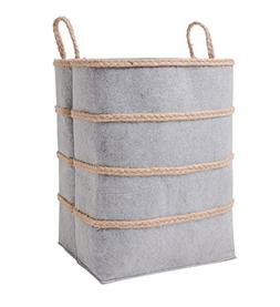 LA JOLIE MUSE Laundry Basket Hamper Storage Bins, Collapsibl