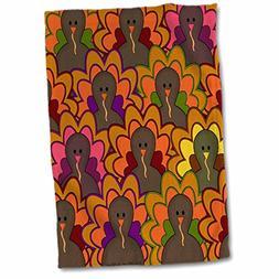 3dRose Lee Hiller Designs Holidays Thanksgiving - Thanksgivi