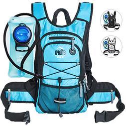 Atlapa Sports lightweight Hydration Backpack-2L TPU Leak Pro