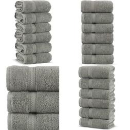 Chakir Turkish Linens Long-Stable Turkish Cotton 6-Piece Han