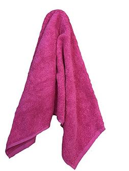 Loop Terry Hand Towel, 100% Turkish Soft Cotton, Made in TUR
