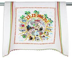 Catstudio Los Angeles, California Dish Towel, Tea Towel or B