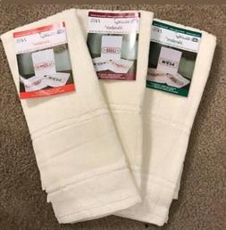 "Lot of 18 Charles Craft ""Aberdeen"" Hand Towel for Cross Stit"