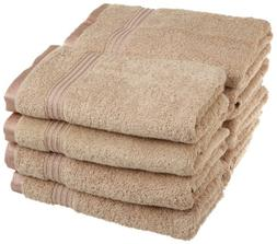 Superior 100% Long Staple Combed Cotton 8 Piece Hand Towel S