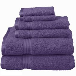 Superior Luxurious Soft Hotel & Spa Quality 6-Piece Towel Se