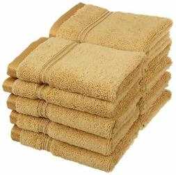 Superior 100% Long Staple Combed Cotton Face Towel Set, 10 P