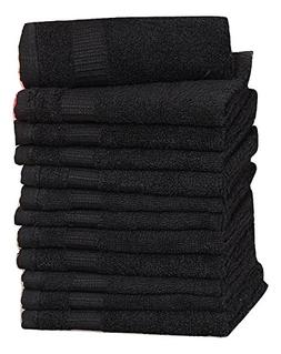 Gold Textiles Luxury Cotton Washcloths  - Easy Care,Thick Su