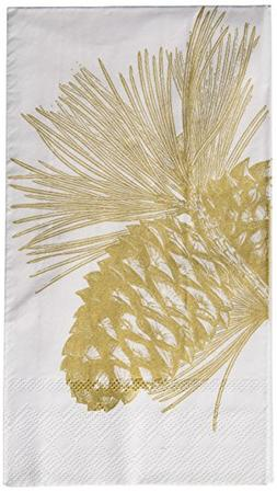 """Paperproducts Design Luxury Guest/Hand Towels , 5"""" x 7"""", Mul"""