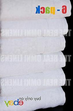 Luxury Hotel & Spa Towel Premium Cotton White, Hand Towel -