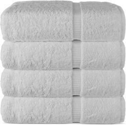Luxury Hotel & Spa Bath Towel 100% Genuine Turkish Cotton, 2