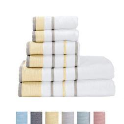 Great Bay Home 6-Piece Luxury Hotel/Spa 100% Turkish Cotton