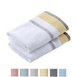 Great Bay Home 2-Pack Luxury Hotel/Spa 100% Turkish Cotton S