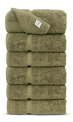 Luxury Premium long-stable Hotel & Spa Turkish Cotton 6-Piec