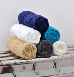 TreeWool 6 Pack Luxury Quick Drying Premium Fingertip Towels